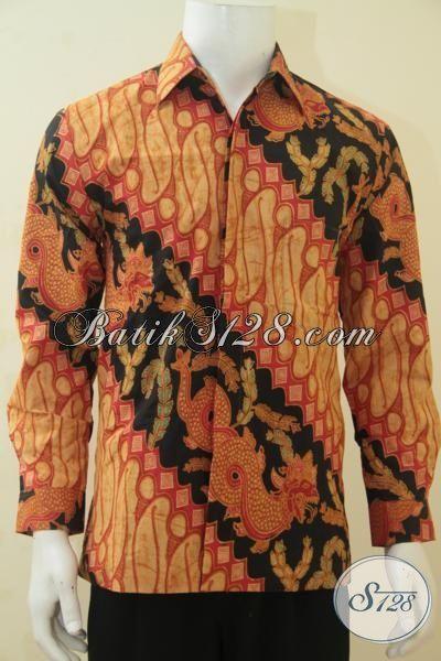 Produk Pakaian Batik Klasik Motif Terbaru Proses Kombinasi Tulis Daleman Pake Furing Lebih Mewah Dan Berkelas, Size M – L