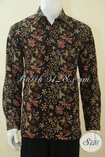 Sedia Produk Kemeja Batik Klasik Dari Solo Jual Online Baju Batik