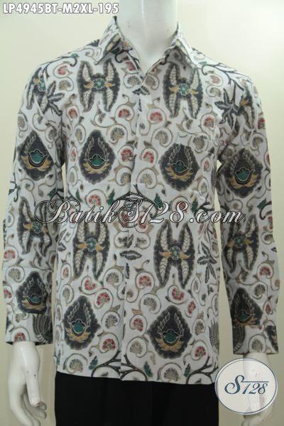 Baju Batik Terbaru Untuk Pria Buat Tampil Beda Serta