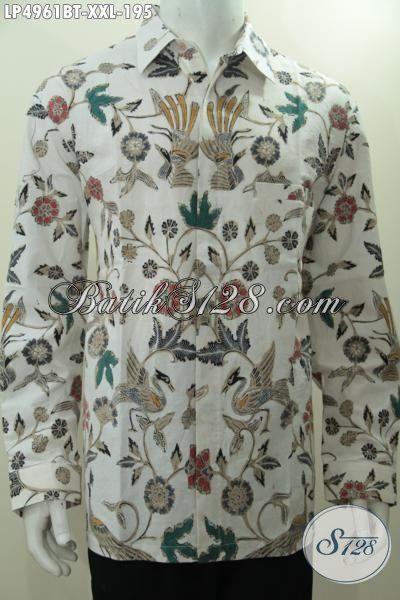 Pusat Busana Batik Pria Online Sedia Baju Batik Jumbo