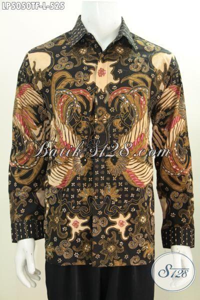 Toko Batik Solo Jual Online Baju Batik Lengan Panjang Full Furing