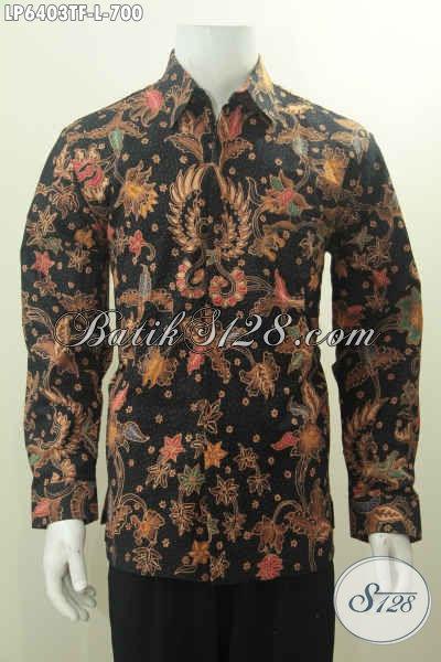 Baju Kemeja Batik Elegan Dan Mewah Produk Pakaian Batik