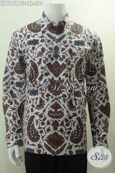 Jual Baju Batik Klasik 300K Hem Batik Khas Jogja Proses Kombinasi