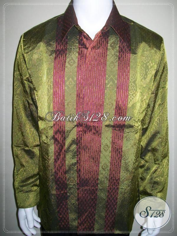 Koleksi Terbaru Baju Tenun Troso Lengan Panjang 931c14eada
