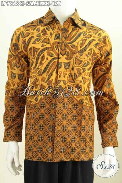 Batik Lengan Panjang Model Kekinian