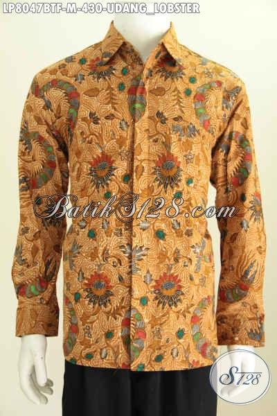 Baju Kemeja Pria Elegan Dan Trendy Pakaian Batik