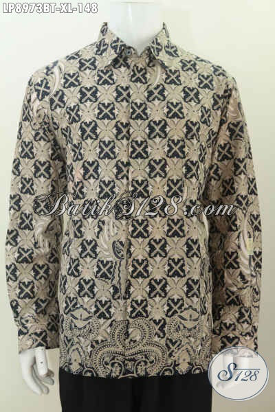 Produk Terbaru Model Baju Batik Pria Pria Lengan Panjang