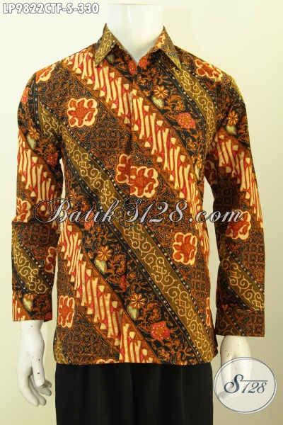 Model klasik batik pria