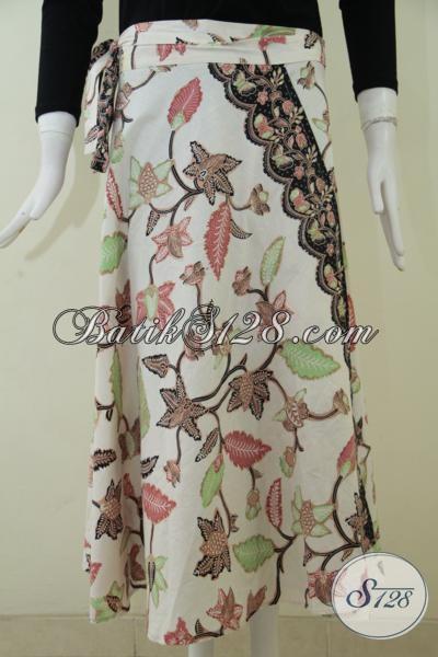 Rok Batik Trendy Untuk Wanita Muda dan Remaja Putri, Bawahan Batik Katun Halus Motif Keren Dan Fashionable