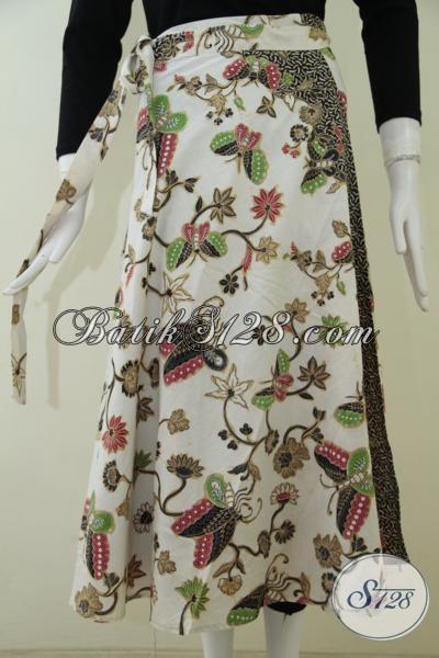 Jual Batik Rok Panjang Keren Dan Modern, Busana Batik Trendy Gaul Remaja Putri Masa Kini