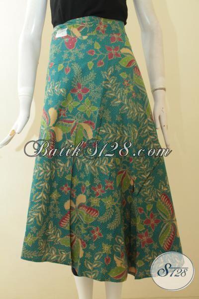 Bawahan Batik Desain Modern Trend Masa Kini 520513bf8f