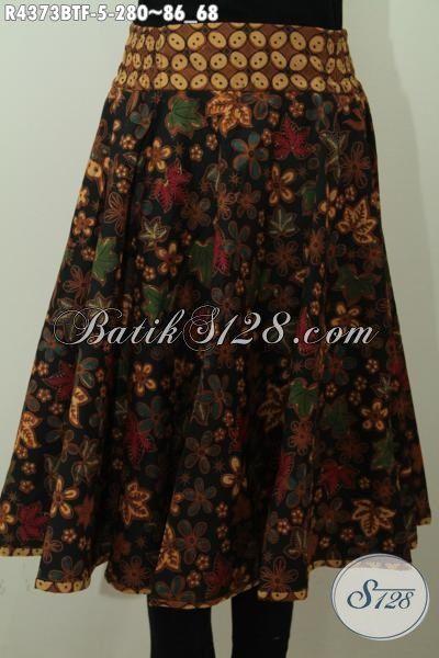 Rok Batik Model Pendek Buat Remaja Putri Dan Wanita Muda Tampil Lbeih Modis, Bawahan Batik Elegan Motif Bagus Proses Kombinasi Tulis Kwalitas Premium