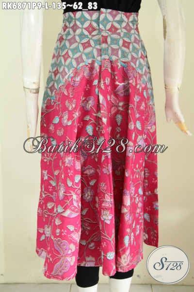Batik Rok Model Klok Baju Batik Bawahan Wanita Terkini