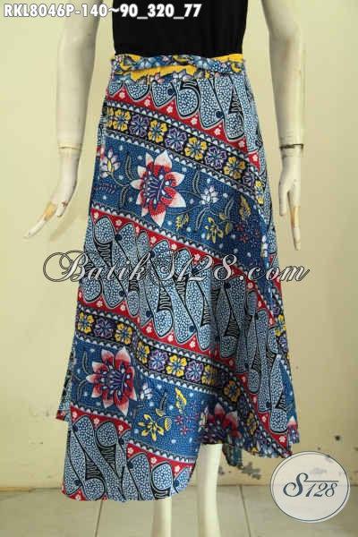 Model Baju Batik Rok Keren Kwalitas Bagus Harga Terjangkau, Bawahan Batik Motif Trendy Proses Print, Tampil Anggun Dan Cantik