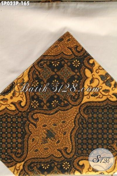 Toko Batik Online Sedia Sprei Batik Modern Berbahan Halus Kwalitas Mewah, Batik Sprei Lengkap Dengan Sarung Bantal Dan Guling Hanya 165K [SP023P-180 x 200 cm]