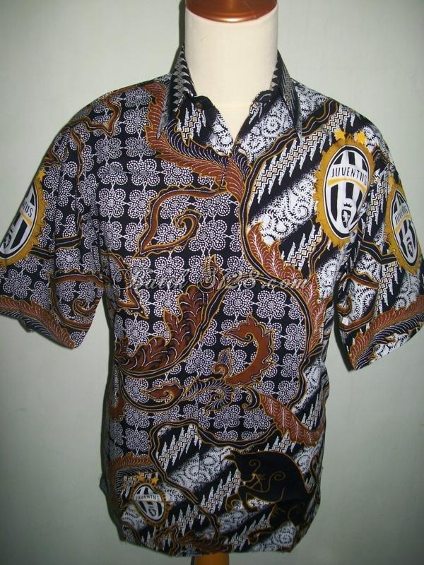 Pusat Baju Batik Solo Murah Berkwalitas Jual Kemeja Batik Bola