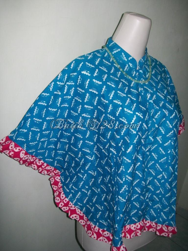 Jual Murah Blus Model Kelelawar Atau Bolero Batik Modern ...