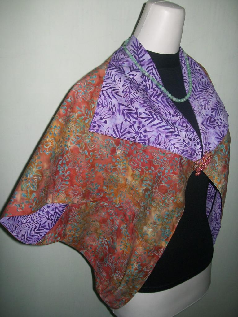 Bolero Batik Cantik,Trendy,Modern,Murah Dan Terlaris 2012 [BL022]
