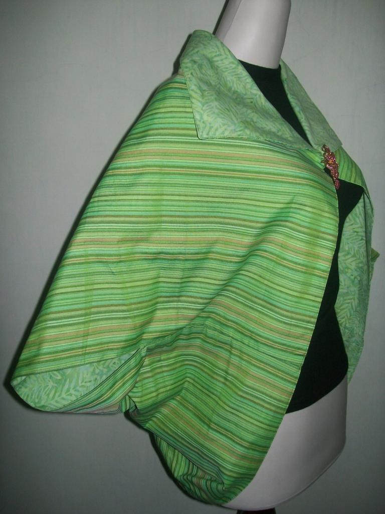 Jual Bolero Batik Bolak Balik Murah Namun Trendy [BL025]