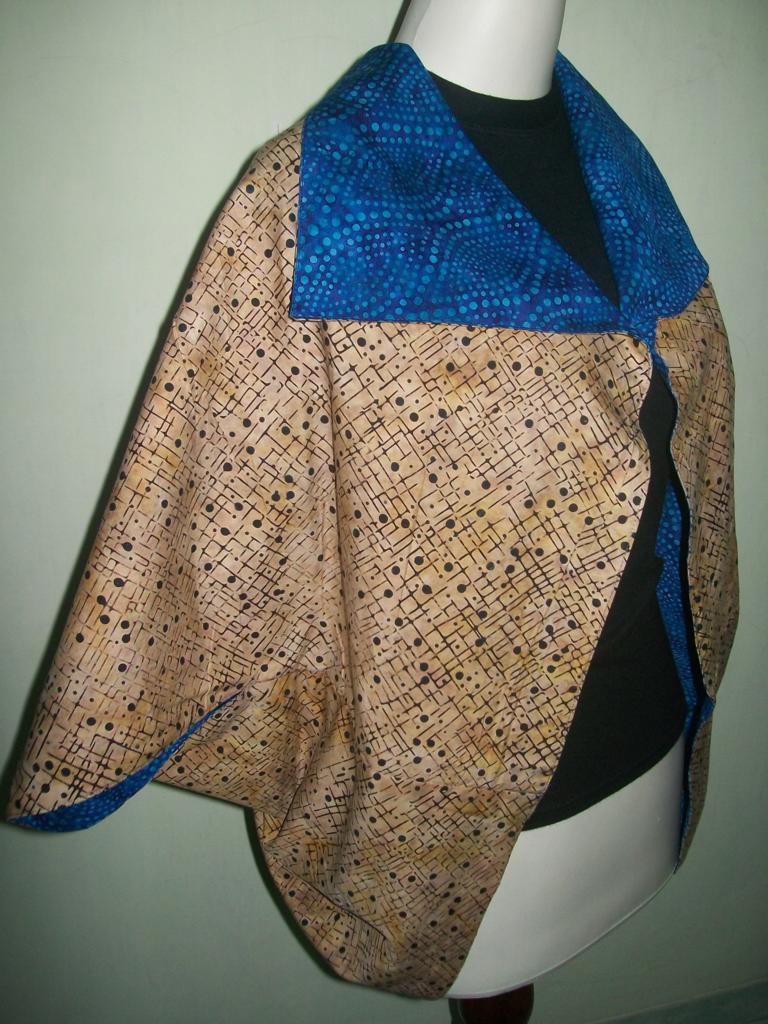 Bolero Termurah Dan Trendy Batik Bolak Balik Terkini [BL027]