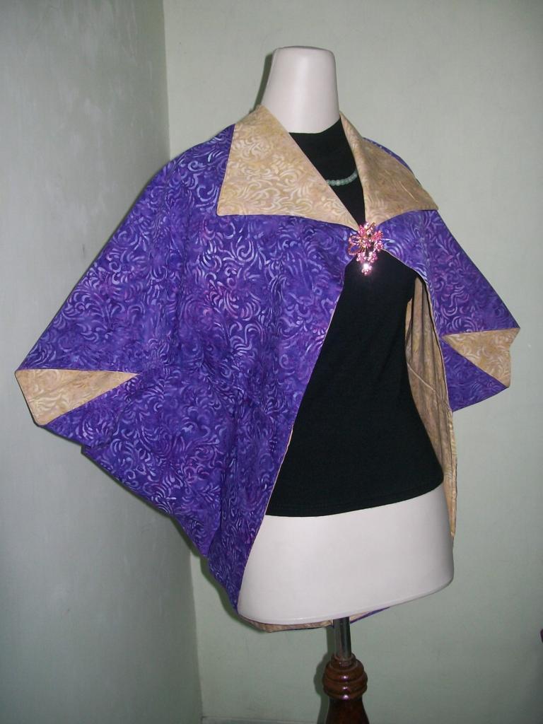 Bolero Batik Murah,Trendy,Modern,Berkwalitas Dan Terlaris [BL035]