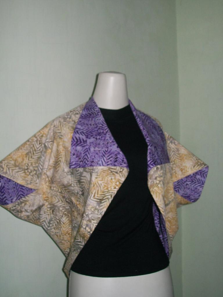 Jual Bolero Batik Terbaru Dan Terlaris Dengan Harga Murah [BL037]