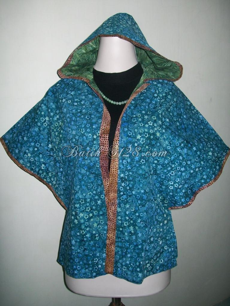 Model Cardigan Trend 2012, Cardigan Batik Modern [BL053]