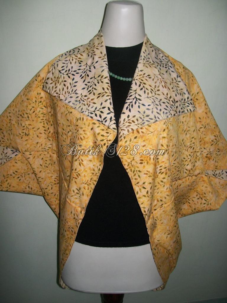 Bolero Batik Bolak Balik,Trendy 2012 [BL076]