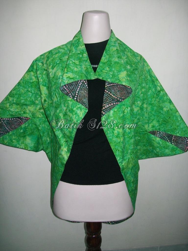 Cardigan Batik Murah Dijual Di Toko On Line [BL084]