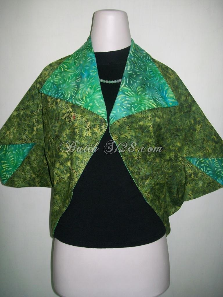 Bolero Batik Murah,Trendy,Modern,Terkini Dan Terbaru 2012 [BL092]