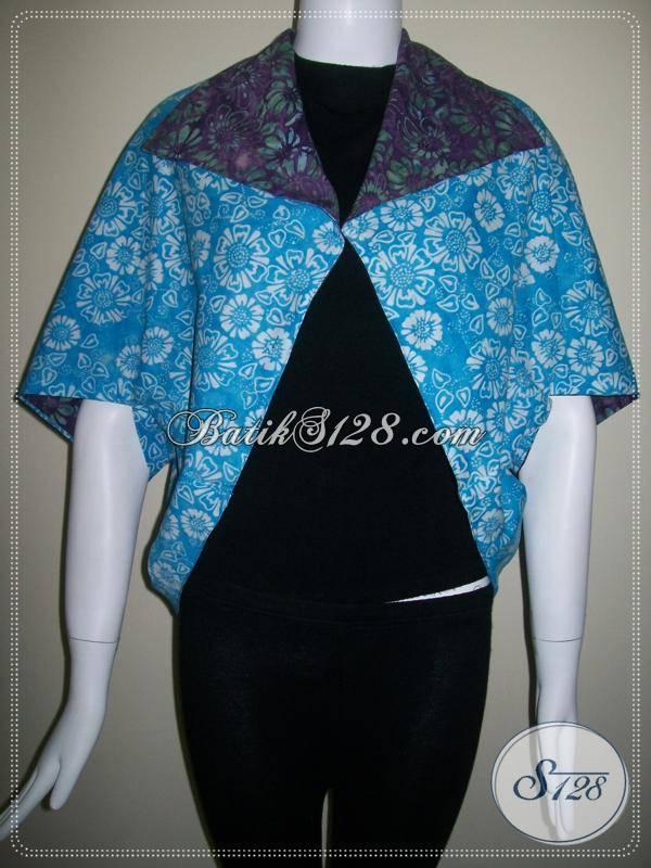 Cardigan Motif Terbaru Batik 2013,Batik Fashion Trendy Dan Etnik [BLR030]