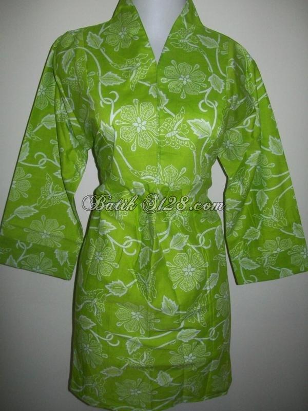 Blus Batik Kerja,Mantap Dan Model Banyak Disukai [BLS001-L]