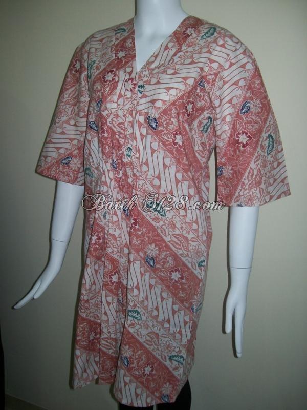 Baju Wanita Kantor Dengan Model Modern Trendy [BLS062]
