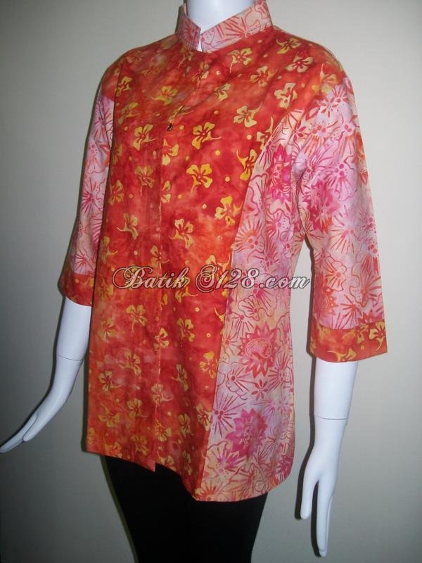 Busana Batik Yang Dijual Di Thamrin City Model Terbaru
