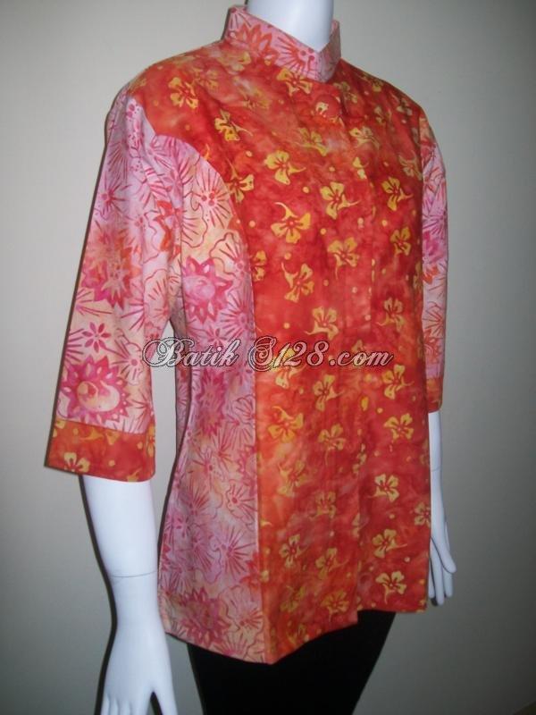 Batik Yang Dijual Di Thamrin City, Model Terbaru Batik Thamrin City ...