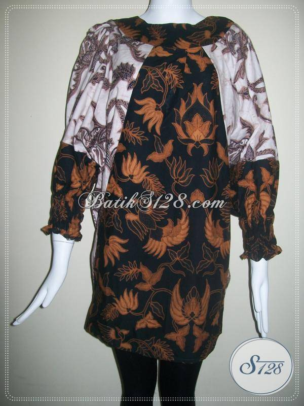 Model Baju Dress Batik Modern Wanita 2014 Holidays Oo