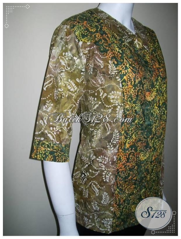 Busana Kerja Model Pramugari,Trendy Dan Elegant [BLS147]