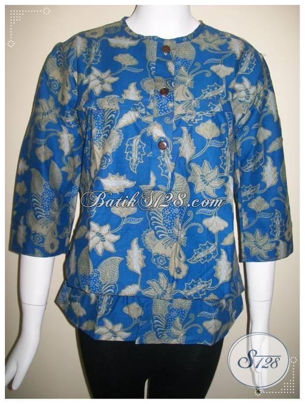 Baju Batik Elegant Dan Trendy [BLS159]
