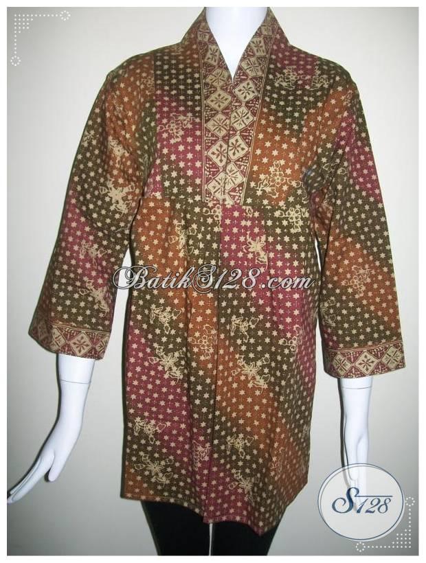 Baju Batik Motif Terbaru Motif Batik Gradasi Batik Unik