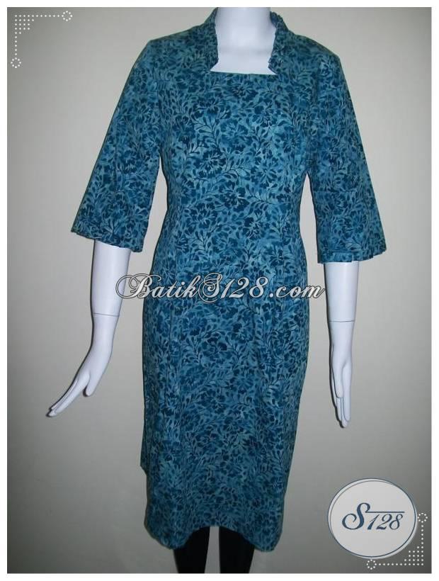 Batik Wanita Model Modern Dan Trendy, dress batik wanita model modern