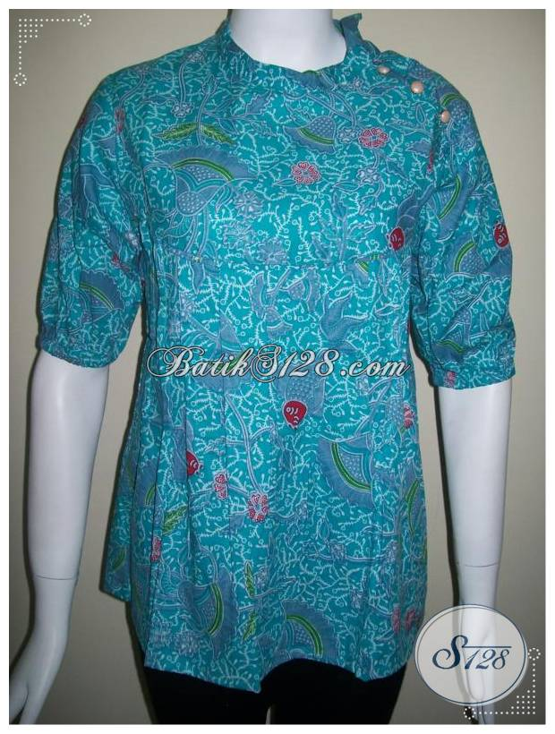 Baju Batik Murah,Kwalitas Bagus Dan Standart BAtik-Batik Di Solo [BLS229-M]