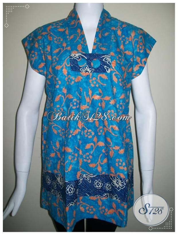 Model Baju Batik Terbaru Dan Terlaris 2012 [BLS257-L]