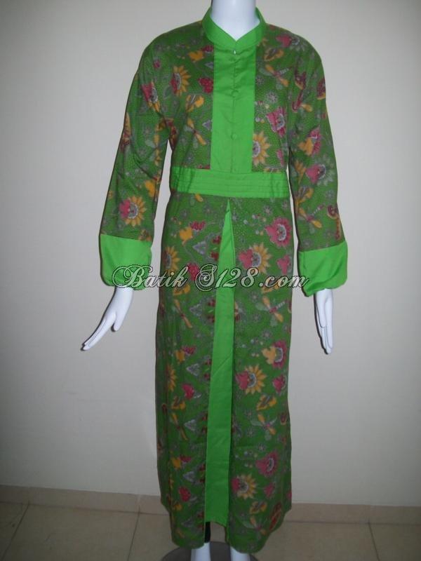 Jual Gamis Batik Mode Trendy Dan Terbaru 2017