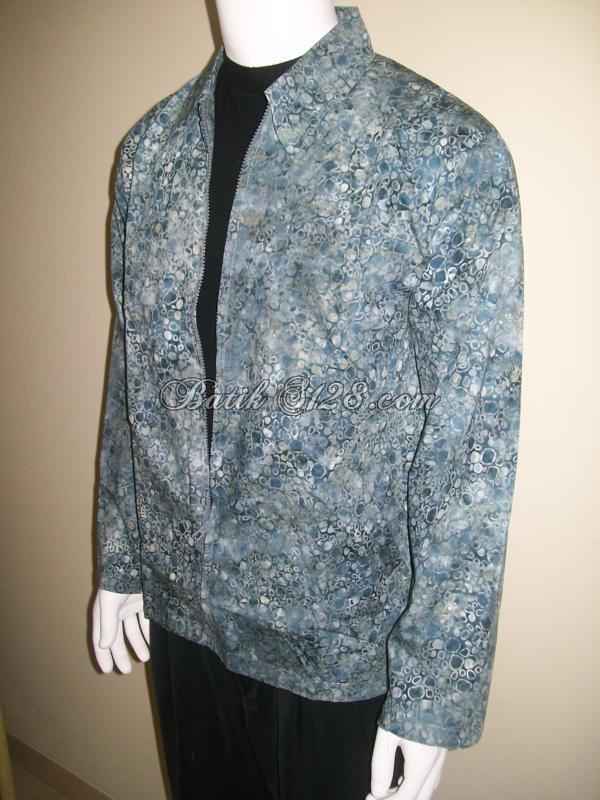 Jaket Model Jas Batik Terbaru, Formal Bisa Santai Juga Bisa [J005]