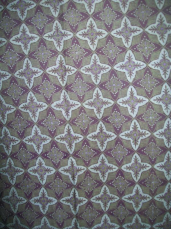 Kain Batik Cap Kombinasi Tulis,Batik Modern Dan Batik Bahan Halus [K055], SOLD OUT