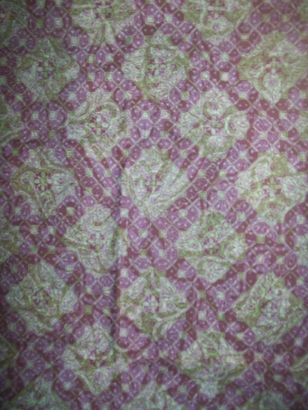Beli Bahan Batik Cap Printing Asli Solo [K063]