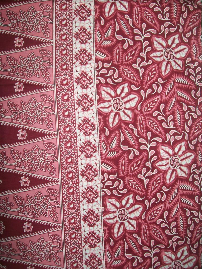 Jual Kain Batik Cirebon Printing Bahan Katun Halus [K033]