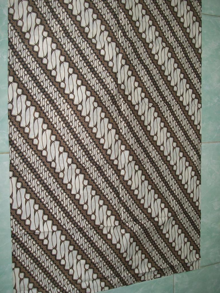 Jenis Kain Batik Printing Asli Solo Bahan Katun Halus [K050]