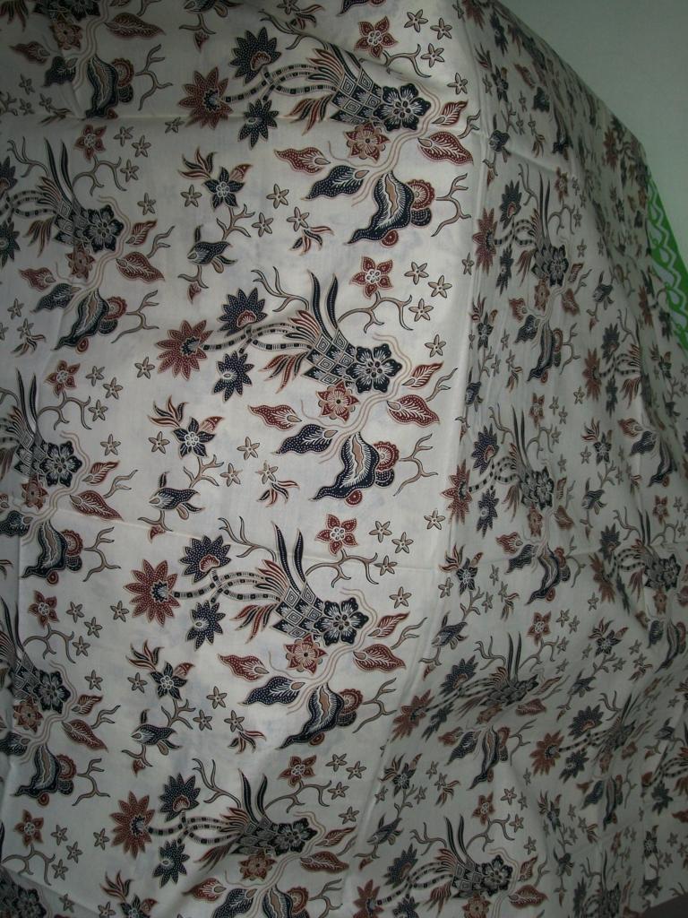 Pusat Batik Printing Murah Khas Solo [K094]