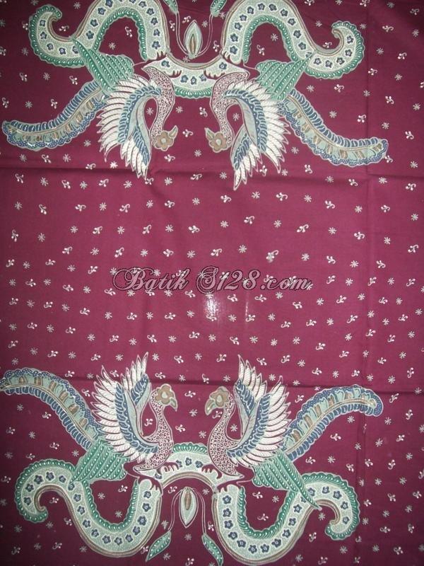 Jual Batik Tulis Solo Murah Online, Asli Batik Tulis [K118]
